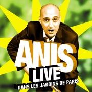 Live dans les jardins de Paris - EP
