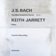 J.S. Bach: The Well-Tempered Clavier, Book I (Live in Troy, NY / 1987)