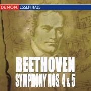 Beethoven: Symphony Nos. 4 & 5