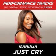 Just Cry (Performance Tracks)