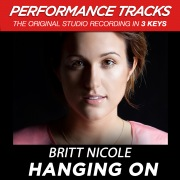 Hanging On (Performance Tracks)