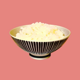 (A BOWL OF)RICE