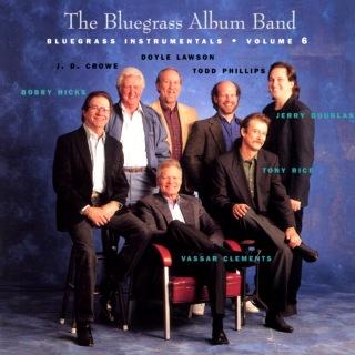 The Bluegrass Album, Vol. 6: Bluegrass Instrumentals