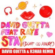 Stay (Don't Go Away) [feat. Raye] (David Guetta & R3HAB Remix)