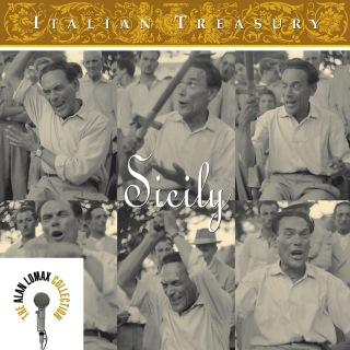 Italian Treasury: Sicily - The Alan Lomax Collection