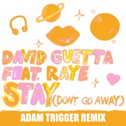 Stay (Don't Go Away) [feat. Raye] (Adam Trigger Remix)