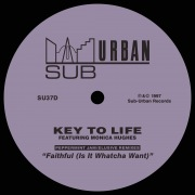 Faithful (Is It Whatcha Want) [feat. Monica Hughes] [Peppermint Jam/Elusive Remixes]