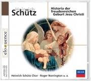 Schütz: Historia der Geburt Jesu Christi