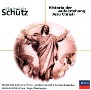 Schütz: Historia der Auferstehung Jesu Christi