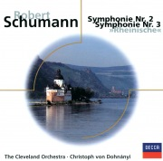 """Schumann: Sinfonien Nr.2, Op.61 & Nr.3, Op.97 """"Rheinische"""""""
