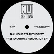Restoration & Renovation EP