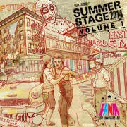 SummerStage 2014 Fania 50th Anniversary, Vol. 1