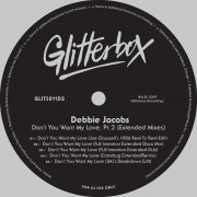 Don't You Want My Love, Pt. 2  (Extended Mixes)