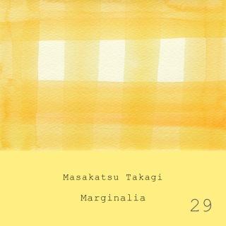 Marginalia #29