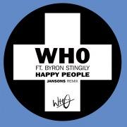 Happy People (Jansons Remix) feat. Byron Stingily