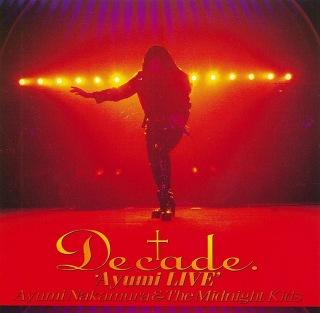 Decade 〜Ayumi Live〜 (35周年記念 2019 Remaster)