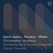 サン=サーンス、プーランク、ヴィドール〜オルガンを伴う交響曲集(24bit/96kHz)