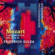 "Mozart: Piano Concertos Nos 20 & 26, ""Coronation"""