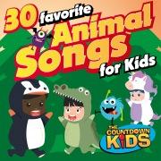 30 Favorite Animal Songs for Kids