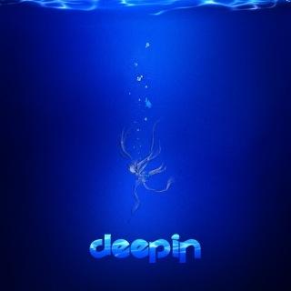 deep in