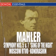 "Mahler: Symphony Nos. 5 & 7 ""The Song of the Night """