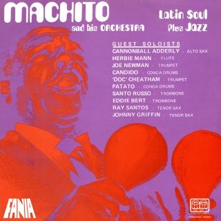 Latin Soul Plus Jazz