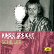 Kinski spricht Schiller