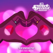 True Kinda Love (feat. Estelle & Zach Callison) Music Video Version [Bonus Track] [From Steven Universe the Movie]