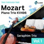 Mozart: Piano Trio KV 496 (Trio Through Time, Vol. 1)