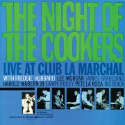 The Night Of The Cookers (Volume Two/Live)