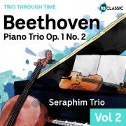 Beethoven: Piano Trio Op. 1 No. 2 (Trio Through Time, Vol. 2)