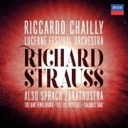 Richard Strauss: Also sprach Zarathustra; Tod und Verklärung; Till Eulenspiegel; Salome's Dance (Live)