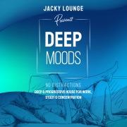 Deep Moods ~ No Distractions ~ 作業がはかどる快適Deep House