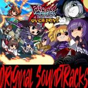ゲーム「ファントムブレイカー:バトルグラウンド オーバードライブ」Original Soundtracks
