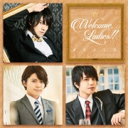 WELCOME, LADIES !!(さ盤)