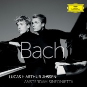J.S. Bach: Concerto for 2 Harpsichords, Strings & Continuo in C Minor, BWV 1060: 2. Adagio (performed on two pianos)