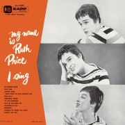 My Name Is Ruth Price . . . I Sing!
