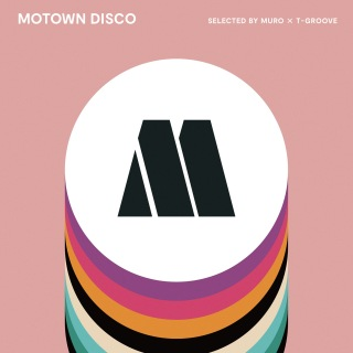 Motown Disco Selected By MURO × T-GROOVE