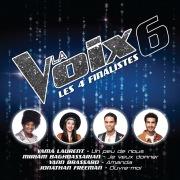 La Voix 6: Les 4 finalistes