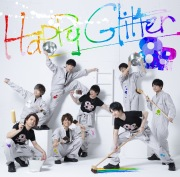 8P 1stアルバム「Happy Glitter」