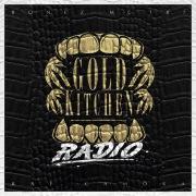 Gold Kitchen Radio
