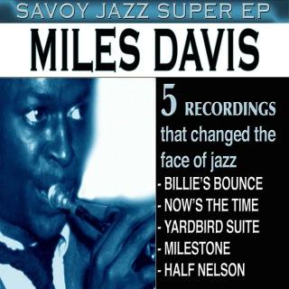 Savoy Jazz Super EP: Miles Davis