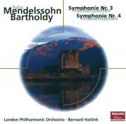 Mendelssohn: Die Hebriden, Op.26 - Sinfonien Nr.3 & 4