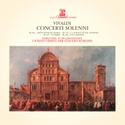 Vivaldi: Concerti solenni, RV 212, 286, 556, 579 & 581