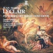 Leclair: Intégrale des douze concertos