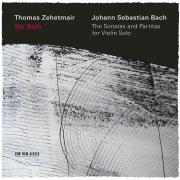 J.S. Bach: Partita for Violin Solo No. 1 in B Minor, BWV 1002: 1. Allemanda