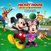"""Disney Junior Music: Mickey Mouse Mixed-Up Adventures Main Title (From """"Mickey Mouse Mixed-Up Adventures"""")"""