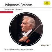Johannes Brahms: Symphonien & Konzerte (Live)