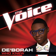 Who Knew (The Voice Performance)