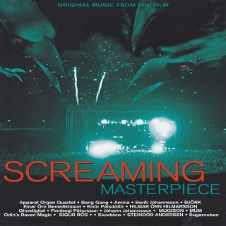 Screaming Masterpiece (Original Motion Picture Soundtrack)